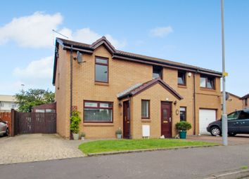 Thumbnail 2 bed semi-detached house for sale in Hardgate Drive, Braehead, Renfrew