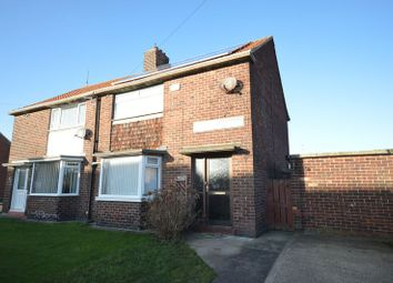 Thumbnail 2 bed semi-detached house for sale in Southward, Seaton Sluice, Whitley Bay
