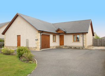 Thumbnail 3 bedroom detached bungalow to rent in Old Bar Road, Nairn