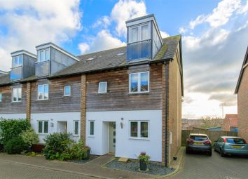 Thumbnail 4 bed semi-detached house for sale in Wallands Park Rise, Lewes