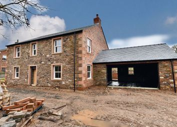 Thumbnail 4 bed detached house for sale in Saxon Lodge, Station Road, Penrith