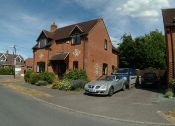 Thumbnail 3 bed detached house to rent in Place Farm Way, Monks Risborough, Princes Risborough