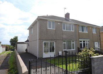 Thumbnail 3 bedroom property for sale in Llewellyn Park Drive, Morriston, Swansea