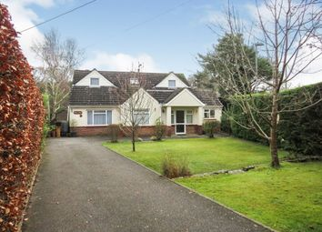 4 bed detached house for sale in Birch Avenue, West Parley, Ferndown BH22
