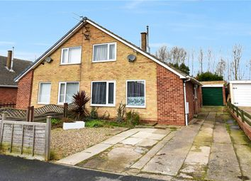 Thumbnail 3 bed bungalow for sale in Highfield Avenue, Driffield, Yorkshire, East Riding