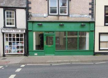 Thumbnail Retail premises to let in High Street, 27, Wigton