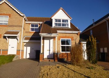 Thumbnail 3 bed link-detached house for sale in Milburn Way, Howden Le Wear, Crook