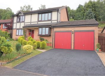 Thumbnail 4 bed detached house for sale in Ewloe Close, Kidderminster