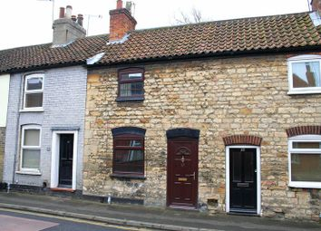 Thumbnail 2 bed terraced house to rent in Rasen Lane, Uphill, Lincoln