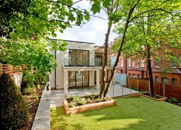 Thumbnail 5 bed detached house to rent in Netherhall Gardens, London NW3,