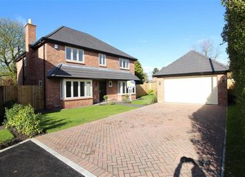 Thumbnail 4 bed detached house for sale in Walker Lane, Fulwood, Preston