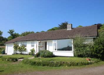 Thumbnail 4 bedroom detached bungalow for sale in Bere Alston, Yelverton