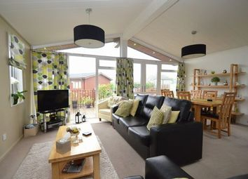 Thumbnail 2 bedroom lodge for sale in Louis Way, Dunkeswell, Honiton
