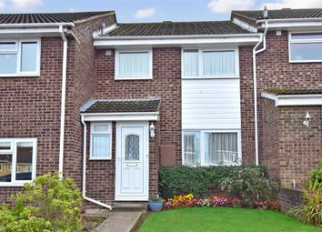 Thumbnail 3 bed terraced house for sale in Browning Close, Larkfield, Aylesford, Kent