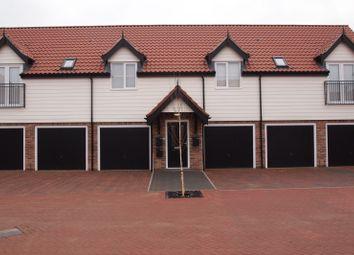 Thumbnail 1 bedroom flat to rent in Minns Crescent, Poringland