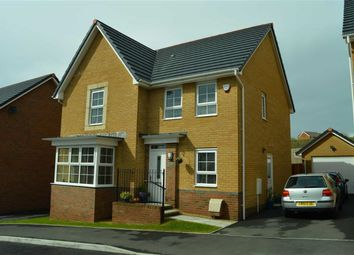 Thumbnail 4 bedroom detached house for sale in Horizon Way, Swansea