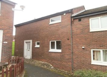 Thumbnail 3 bed terraced house to rent in Bowness Court, Workington