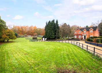 Thumbnail Equestrian property for sale in Titness Park, Sunninghill, Ascot