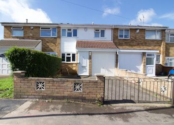 Thumbnail 3 bed semi-detached house for sale in Rushford Close, Leicester