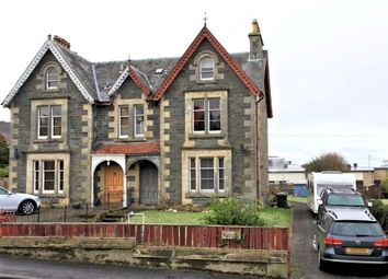 Thumbnail 5 bed semi-detached house for sale in Crieff Road, Aberfeldy