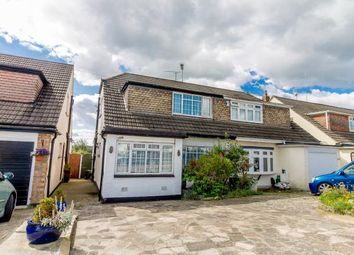 Thumbnail 4 bed semi-detached house for sale in Eastwood, Leigh-On-Sea, Essex