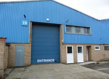 Thumbnail Light industrial to let in Unit 19, Denney Road, Hardwick Industrial Estate, King's Lynn