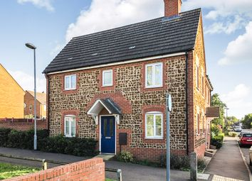 Thumbnail 3 bed end terrace house for sale in Bennett Street, Downham Market