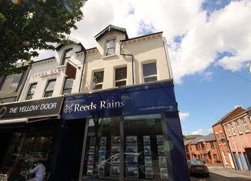 Thumbnail 3 bed flat to rent in Lisburn Road, Belfast