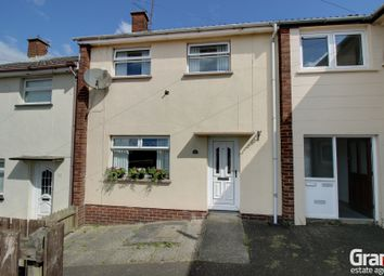 Thumbnail 3 bed terraced house for sale in Upper Movilla Street, Newtownards