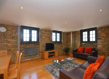 Thumbnail 2 bed flat to rent in Bermondsey Wall West, Bermondsey