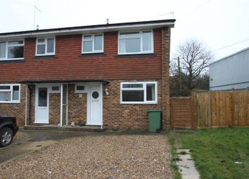 Thumbnail 3 bed semi-detached house to rent in Cramptons Road, Sevenoaks