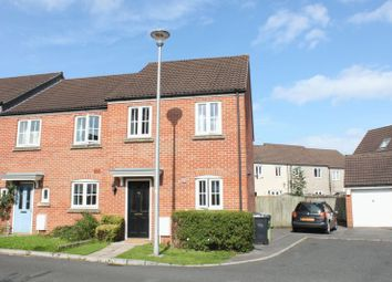Thumbnail 2 bed end terrace house for sale in Bramley Copse, Long Ashton, Bristol