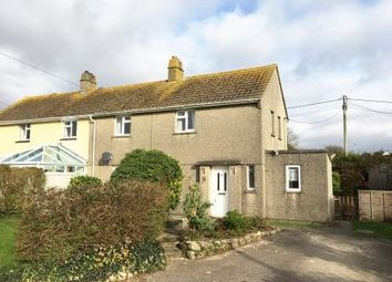 Thumbnail 3 bed semi-detached house for sale in 6 Prospect Close, Ashton, Helston, Cornwall