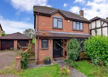 Thumbnail 4 bed detached house for sale in Markland Way, Uckfield, East Sussex