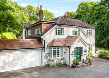 Thumbnail 5 bedroom detached house for sale in Orchard Road, Pratts Bottom, Orpington
