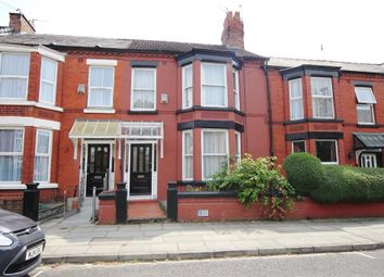 Thumbnail 4 bed terraced house to rent in Arundel Avenue, Aigburth, Liverpool
