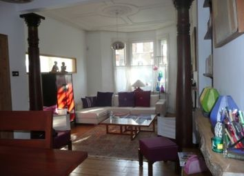 Thumbnail 5 bed terraced house to rent in Rosenau Crescent, London