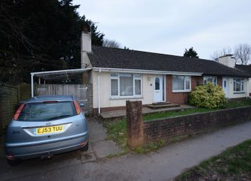 Thumbnail 2 bed semi-detached bungalow for sale in Borough Road, Paignton