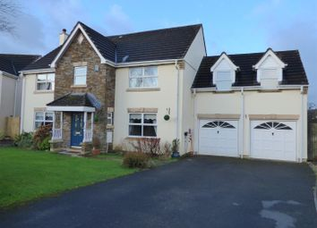 Thumbnail 5 bed detached house for sale in Ffordd Y Briallu, Abergwili, Carmarthen