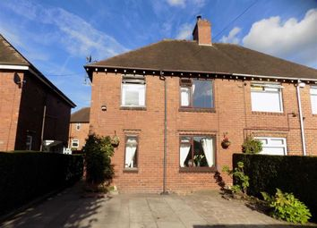 Thumbnail 3 bed semi-detached house for sale in Prince Street, Leek, Staffordshire