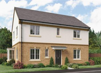 "Thumbnail 4 bedroom detached house for sale in ""The Stevenson"" at Parkside, Hebburn"