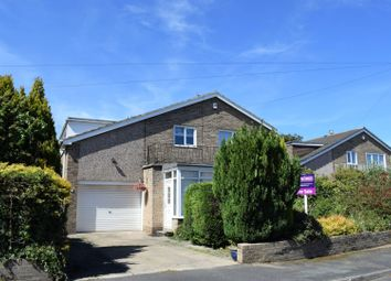 Thumbnail 4 bed detached house for sale in The Demesne, Ashington