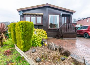 Thumbnail 2 bed mobile/park home for sale in Greenacres Lane, Dowles Road, Bewdley