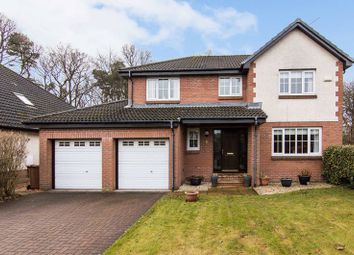 Thumbnail 4 bedroom detached house for sale in 8 Saltcoats Gardens, Bellsquarry, Livingston, West Lothian