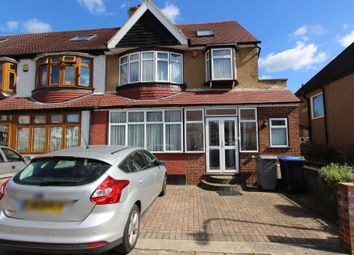Thumbnail 5 bed end terrace house for sale in Claremont Avenue, Harrow