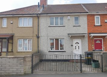 Thumbnail 3 bed terraced house for sale in Bideford Crescent, Knowle, Bristol