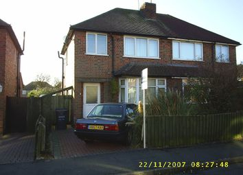 Thumbnail 3 bed semi-detached house to rent in Birchtree Avenue, Birstall, Leicester