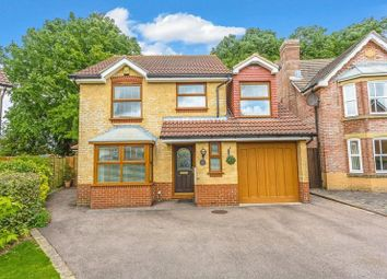 Thumbnail 4 bed detached house for sale in Larkin Close, Coulsdon