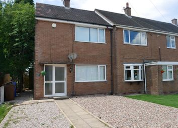Thumbnail 2 bed end terrace house for sale in Pendle Road, Denton, Manchester