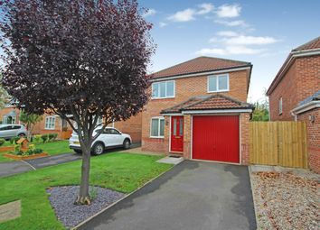 Thumbnail 3 bed detached house for sale in Millwood Close, Blackburn